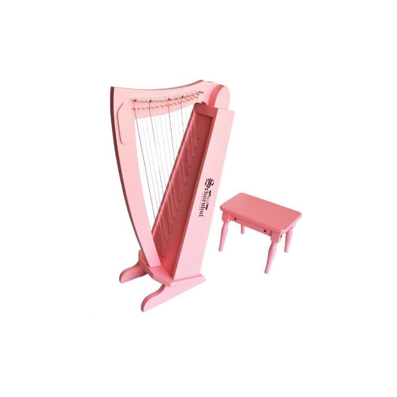 Schoenhut Music Set, Pink, One Size