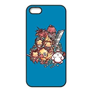 iPhone 4 4s Cell Phone Case Black Cute Fantasy VII NEW Xnnos