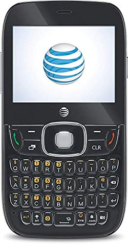 ZTE Altair 2 (Z432) 3G QWERTY Keyboard Phone - AT&T (Cell At Phones And T)