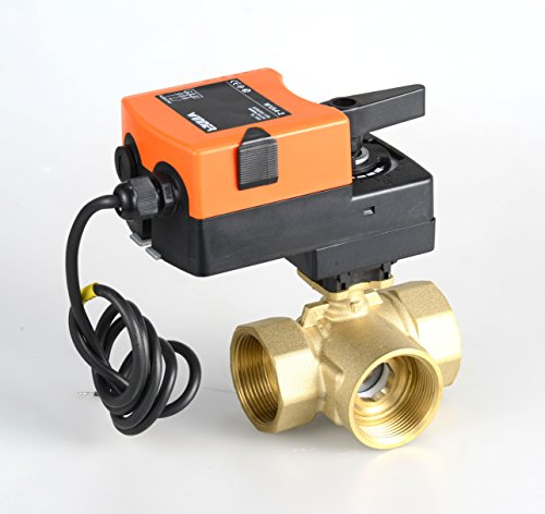 3 Way Modulating Valve - AKENT Control Valve 3 Way 2