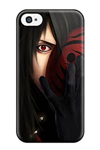 Tpu Case Cover For Iphone 4/4s Strong Protect Case - All Naruto Shippuden Design