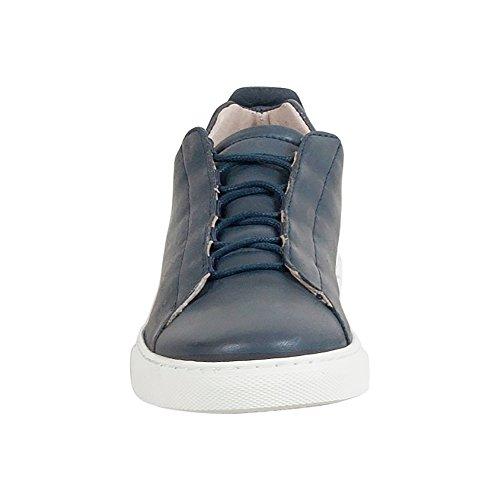 Miz Mooz Joanna Womens Low-top Sneaker Blu Marino