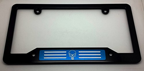 license plate frame billet - 8