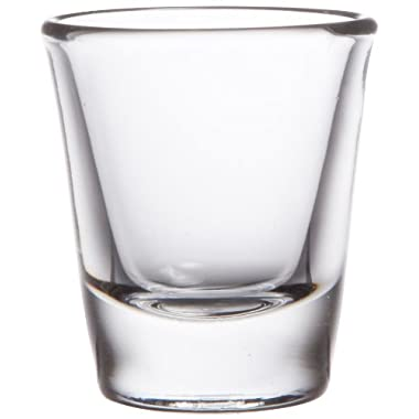 Anchor Hocking 1.5-Ounce Heavy Base Shot Glass Set, Pack of 12