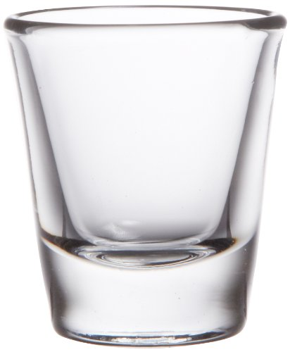 Anchor Hocking Shot Glass - Anchor Hocking Heavy Base Shot Glasses (Old Version), 1.5 oz (Set of 12)