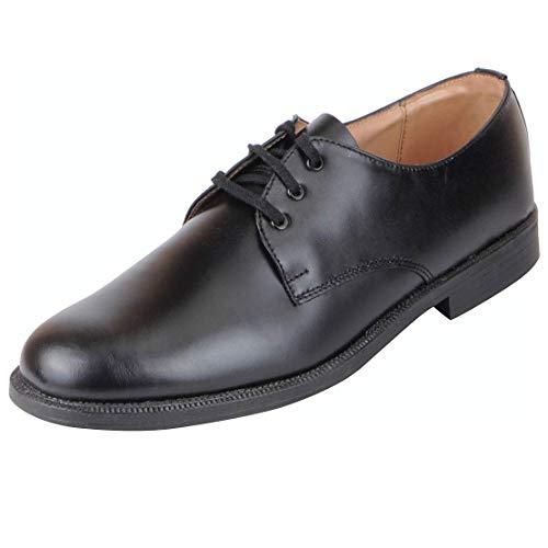 BATA Men #39;s Leather Formal Lace Up Derby Shoes