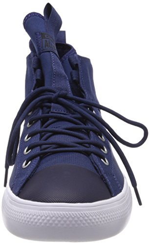 White Converse Unisex Black Adulto Zapatillas Ultra Altas CTAS Navy White 426 Black Navy Mid Azul TrTZXw8