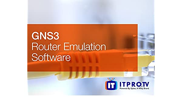 Amazon com: Watch GNS3 - Router emulation software | Prime Video
