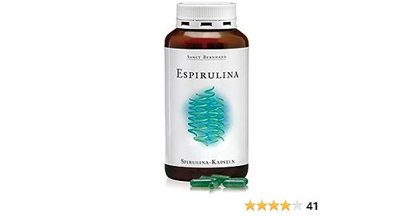 Espirulina Pacifica de Hawaii - 360 Cápsulas: Amazon.es: Salud y cuidado personal