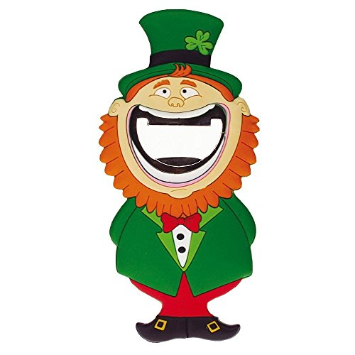 PVC Magnet with Leprechaun and Bottle Opener in Mouth Function Review