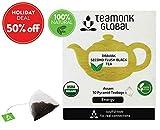 Assam Organic Dravak Second Flush Black Tea | 100% Natural Whole Leaf...