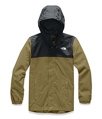 The North Face Kids Boy's Resolve Reflective Jacket (Little Kids/Big Kids) - Brown - XX-Small