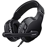 Modohe NUBWO Gaming Headset Mic for Xbox one PS4 Controller, Skype PC Stereo Gamer Headphones...