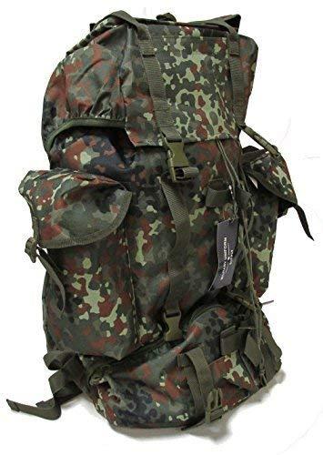 Suministro de uniforme militar alemán Ejército Estilo Mochila ...