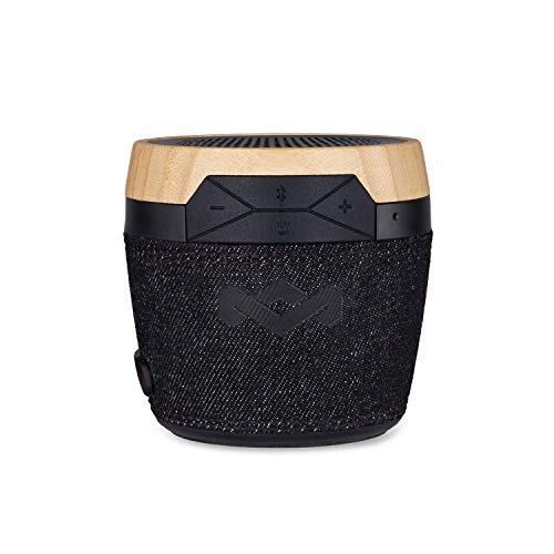 House of Marley Chant Mini BT Portable Audio System Black