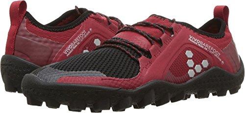 Vivobarefoot Primus Women's Lightweight Soft Ground Trail Running Shoe, Black, 38 D EU (7.5 US)