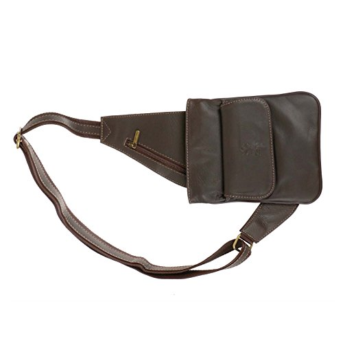 Other - Cartera de mano para hombre medium Choco