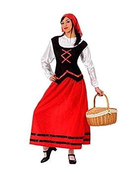 DISBACANAL Disfraz pastora para Mujer - Único, M-L: Amazon.es ...