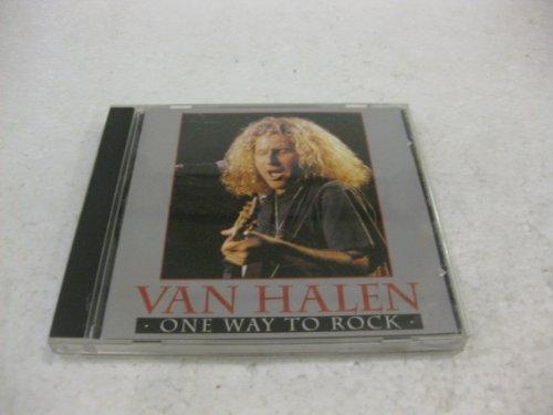 Van Halen One Way To Rock (Aerosmith Van)