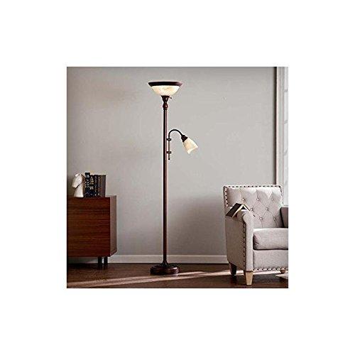Southern Enterprises Palmer Floor Lamp by Southern Enterprises