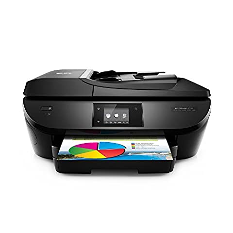 HP OfficeJet 5740 Wireless All-in-One Photo Printer with Mobile Printing, Instant Ink ready (Hp Cartridge 10)