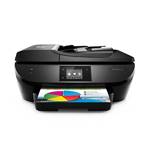 HP OfficeJet 5740 All-in-One Wireless Printer with Mobile Printing, Instant Ink ready (B9S76A) (Hp Color Multifunction Officejet 6962 Printer Review)