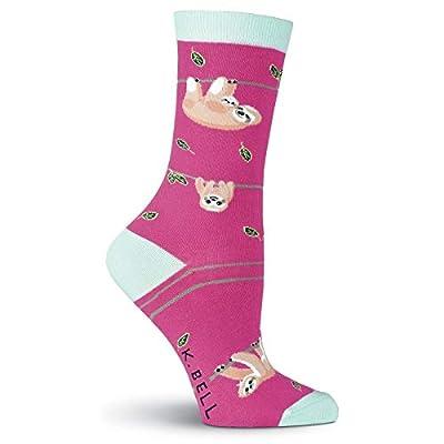 K. Bell Socks Women'S Zoo Animals Crew - K. Bell Socks