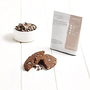 Exante Diet Cookies - Pack of 10 (Chocolate Mint): Amazon co