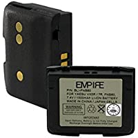 Yaesu/vertex VX5R Li-ion 1.3Ah replacement Battery
