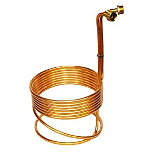 Amazon Com Copper Coil Immersion Chiller 25 Feet Length