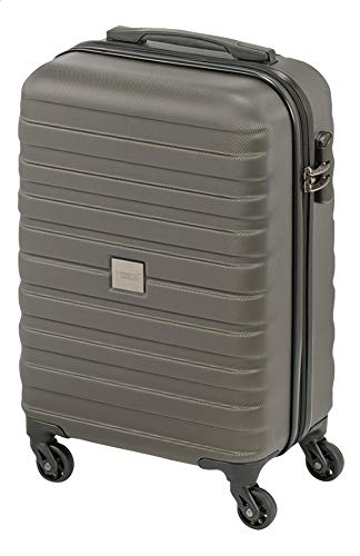 Princess Traveller Boston Document Traveller Koffer, 55 cm, 30L, Anthracite