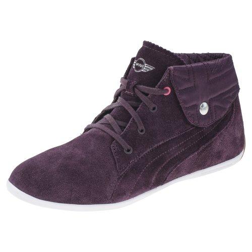 Puma - Zapatillas para mujer rojo borgoña