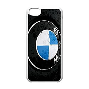 iPhone 5c Cell Phone Case White BMW Foxn