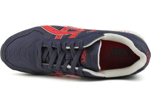 GT Red Retro II Navy Sneaker ASICS dOxPqYn4Y