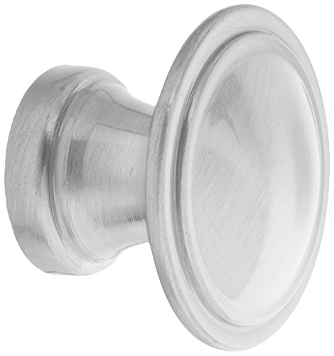 Amerock BP29116G10 Allison Value Hardware Round Satin Nickel Cabinet Hardware Knob - 1-3/16