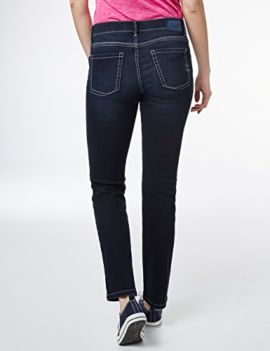 Stone Jeans Used Straigh Dark 14 blue Sally Da Leg Black Pioneer Donna O7zRqxA