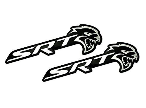 2 x  pair    set  srt hellcat head street racing technology
