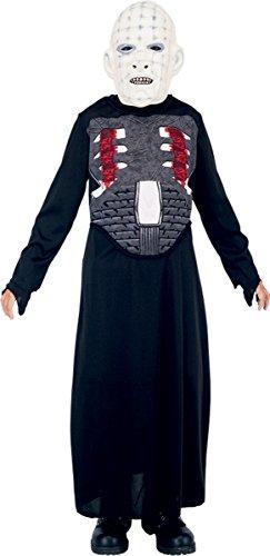 Children's Pinhead Costume (Morris Costume Pinhead Child Medium 7-8)