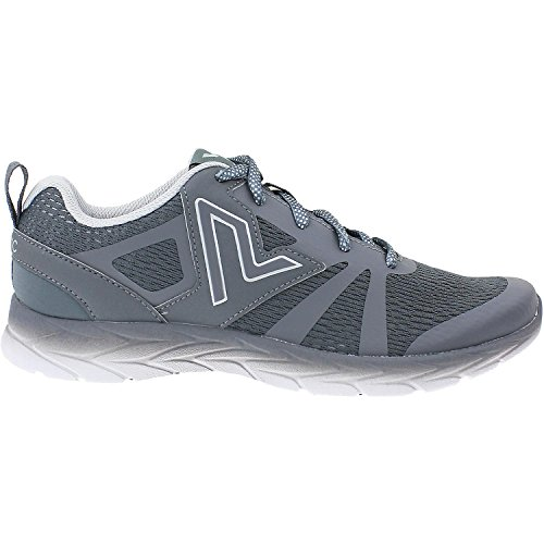 Vionic Women's Miles Active Sneaker Grey 9.5 (Athletic Running Uniform)