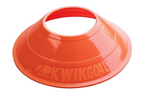 Kwik Goal Soccer Mini Cones, Orange