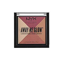 NYX Away We Glow Illuminating Powder Sunset Blvd