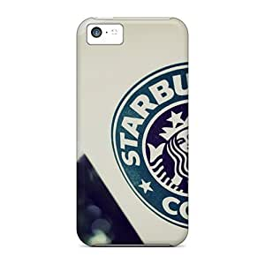 Awesome XAy3412dPMA Winvin Defender Tpu Hard Case Cover For Iphone 5c- Starbucks Coffee Ii