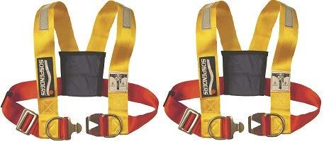 Sospenders Stearns Sailing Harness (Acc, Large) (2-(Pack)) by Sospenders