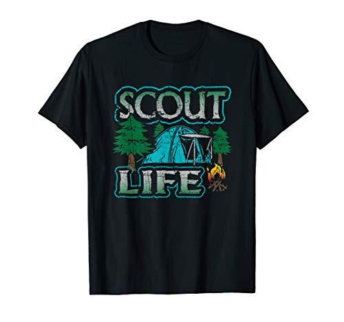 ub Camping Scouting Hiking Leader Boy ()