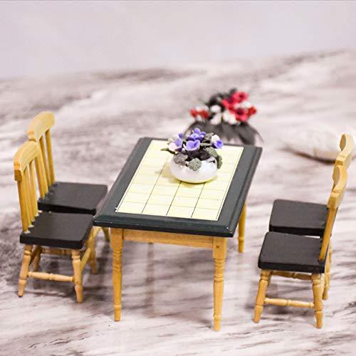 1:12 Dollhouse Miniature Furniture Room Accessories Lattice Bow Shopping Bag