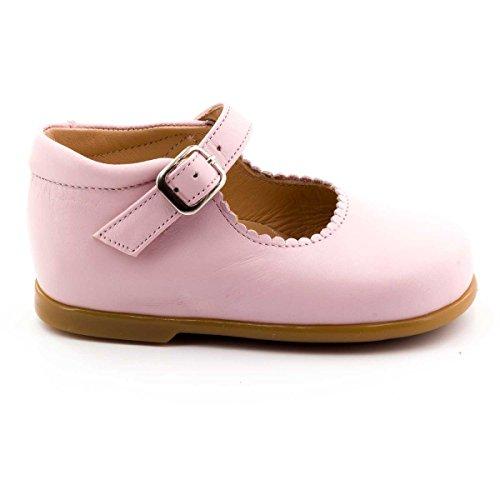 Boni Isabelle-zapatos para bebé niña Rosa - rosa