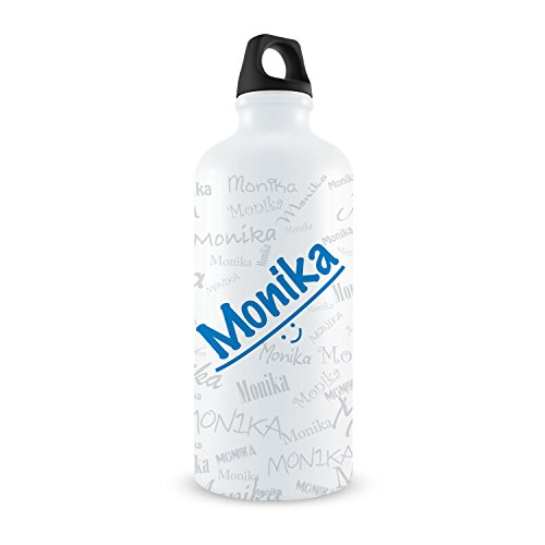 Hot Muggs Me Graffiti- Monika Stainless Steel Bottle 750 ml, 1Pc