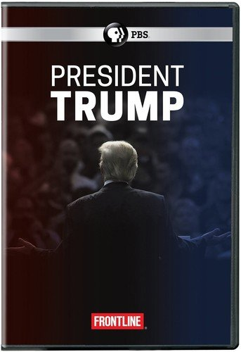FRONTLINE: President Trump DVD by PBS Home Video