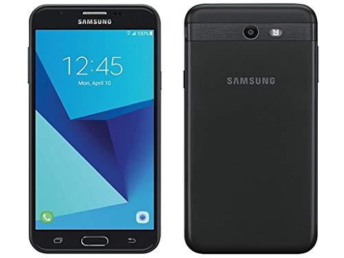 Samsung Galaxy J7 Smartphone (SM-J727U) 16GB / Black - GSM Unlocked (Renewed)
