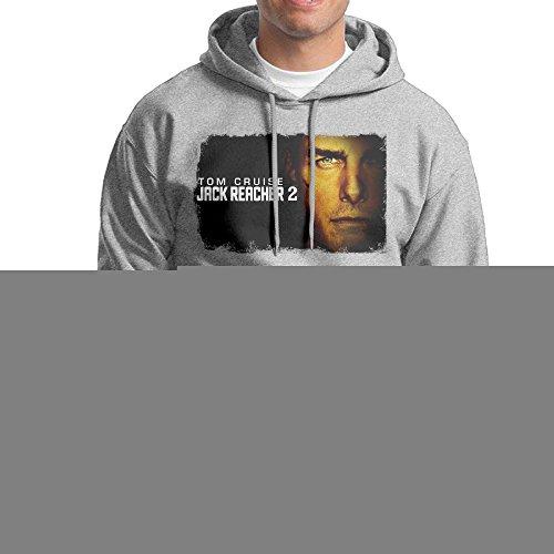 MARC Men's Jack Reacher Sweater Ash Size S